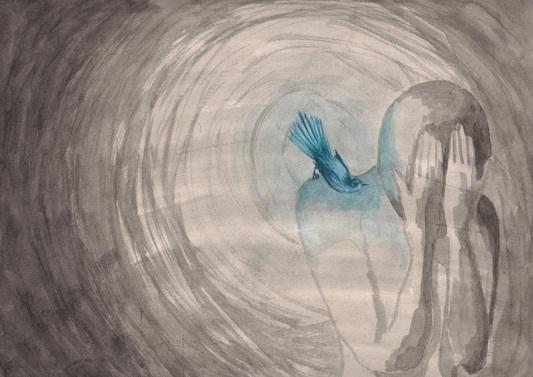 Znalezione obrazy dla zapytania bol psychiczny i duszy